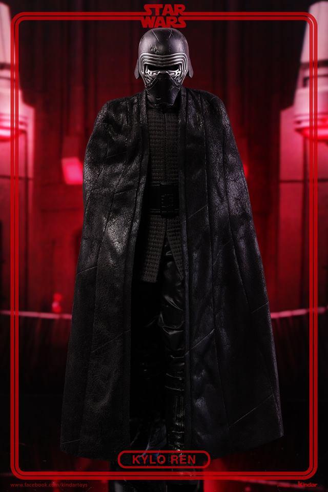 [Hot Toys]- Star Wars EP VIII- Kylo Ren  44336010