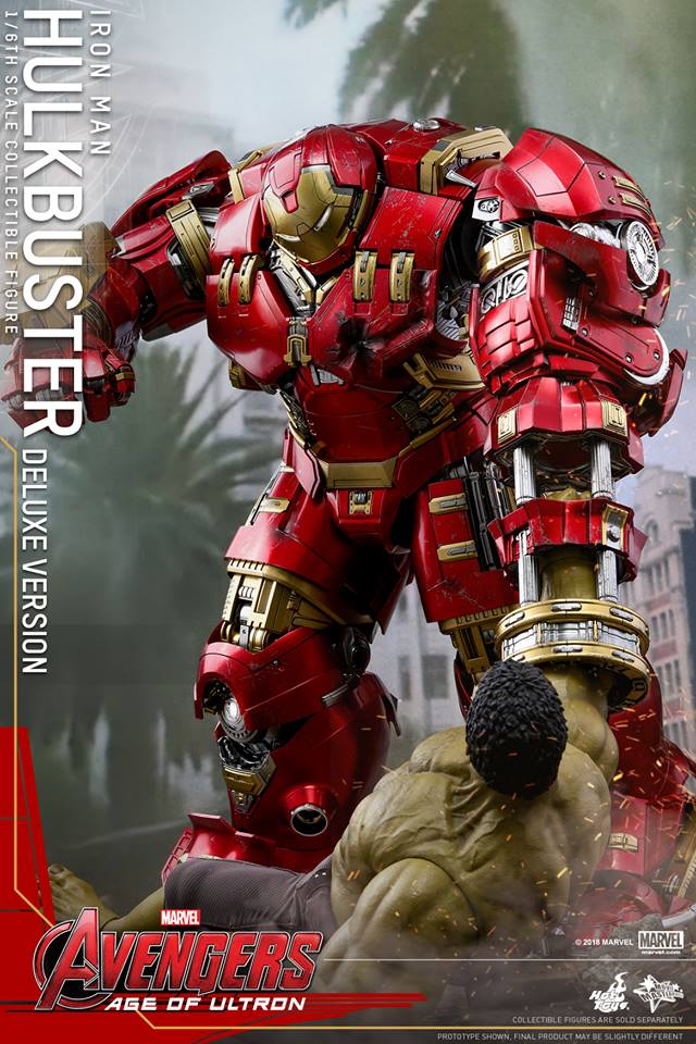 [Hot Toys]- Avengers: Age of Ultron- Hulkbuster deluxe version 1/6 44344410