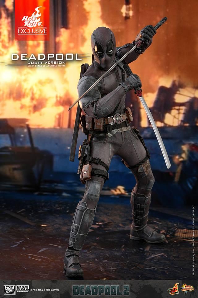 [Hot Toys] -Deadpool 2-Deadpool (Dusty version) 44396210
