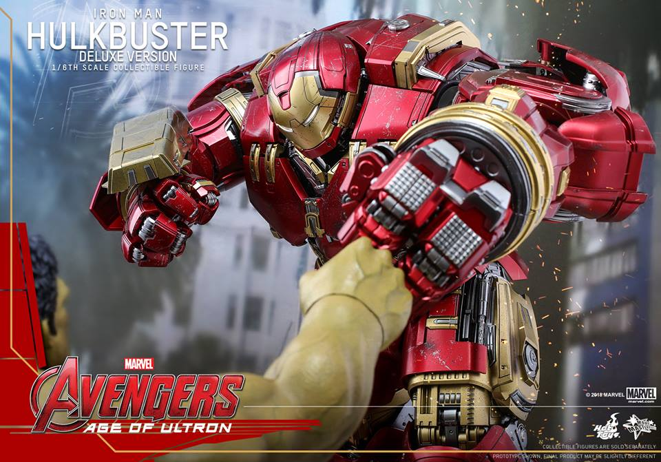 [Hot Toys]- Avengers: Age of Ultron- Hulkbuster deluxe version 1/6 44423710