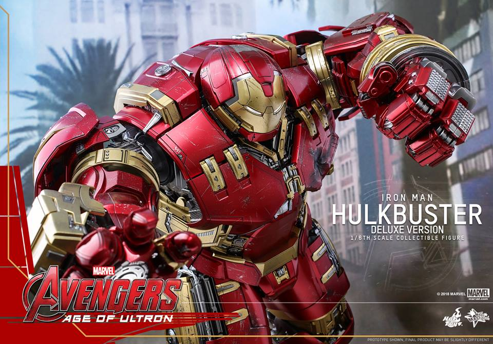 [Hot Toys]- Avengers: Age of Ultron- Hulkbuster deluxe version 1/6 44447410