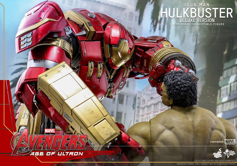 [Hot Toys]- Avengers: Age of Ultron- Hulkbuster deluxe version 1/6 44458110