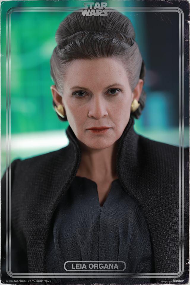 [Hot Toys] -Star Wars EP. VIII- Leia Organa 1/6 44467810
