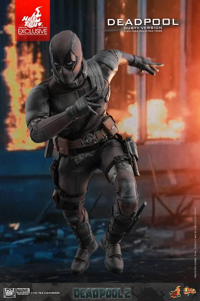 [Hot Toys] -Deadpool 2-Deadpool (Dusty version) 44498910