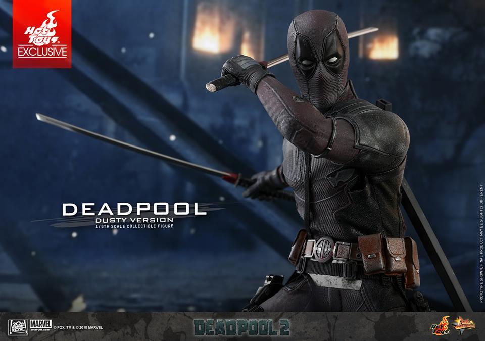 [Hot Toys] -Deadpool 2-Deadpool (Dusty version) 44500810