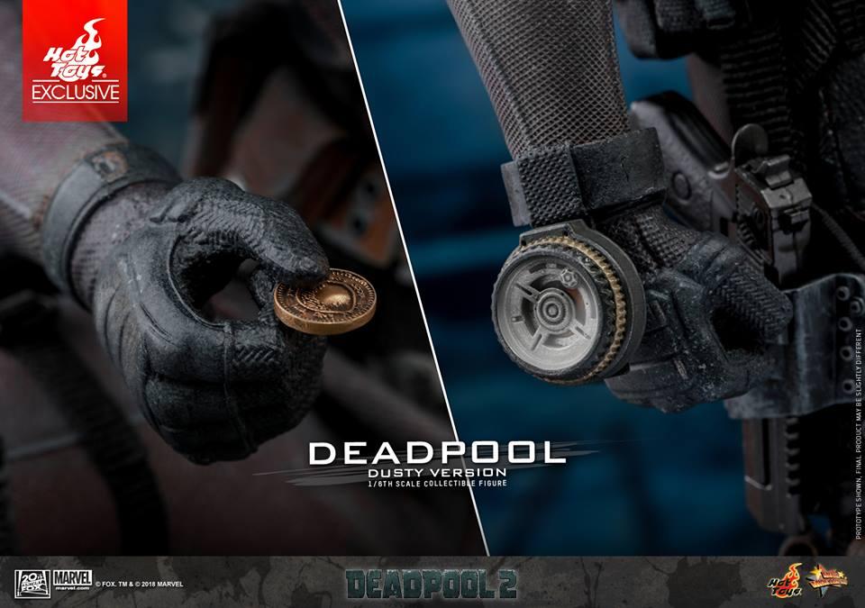 [Hot Toys] -Deadpool 2-Deadpool (Dusty version) 44506910
