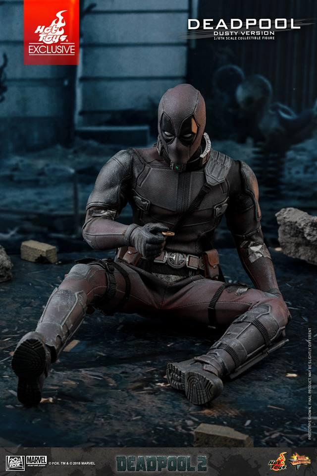 [Hot Toys] -Deadpool 2-Deadpool (Dusty version) 44574510