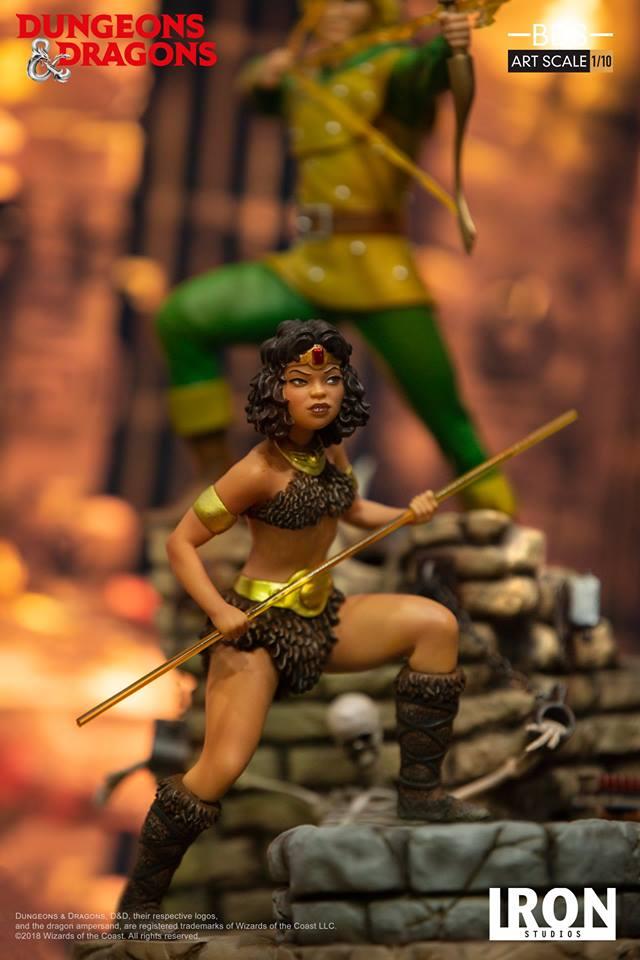 [Iron Studios] - Dungeons & Dragons - Diana 1/10 44677210