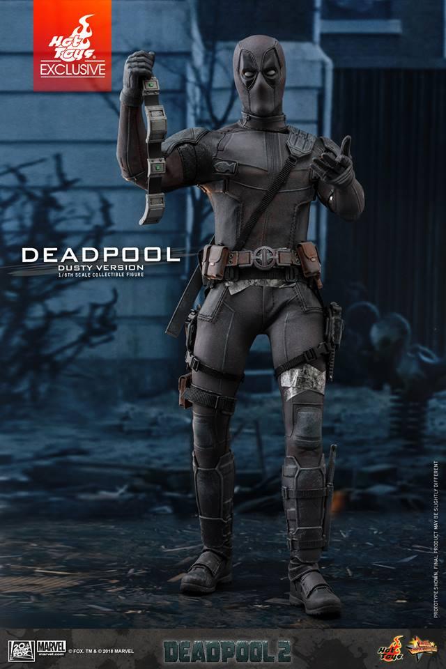 [Hot Toys] -Deadpool 2-Deadpool (Dusty version) 44680910