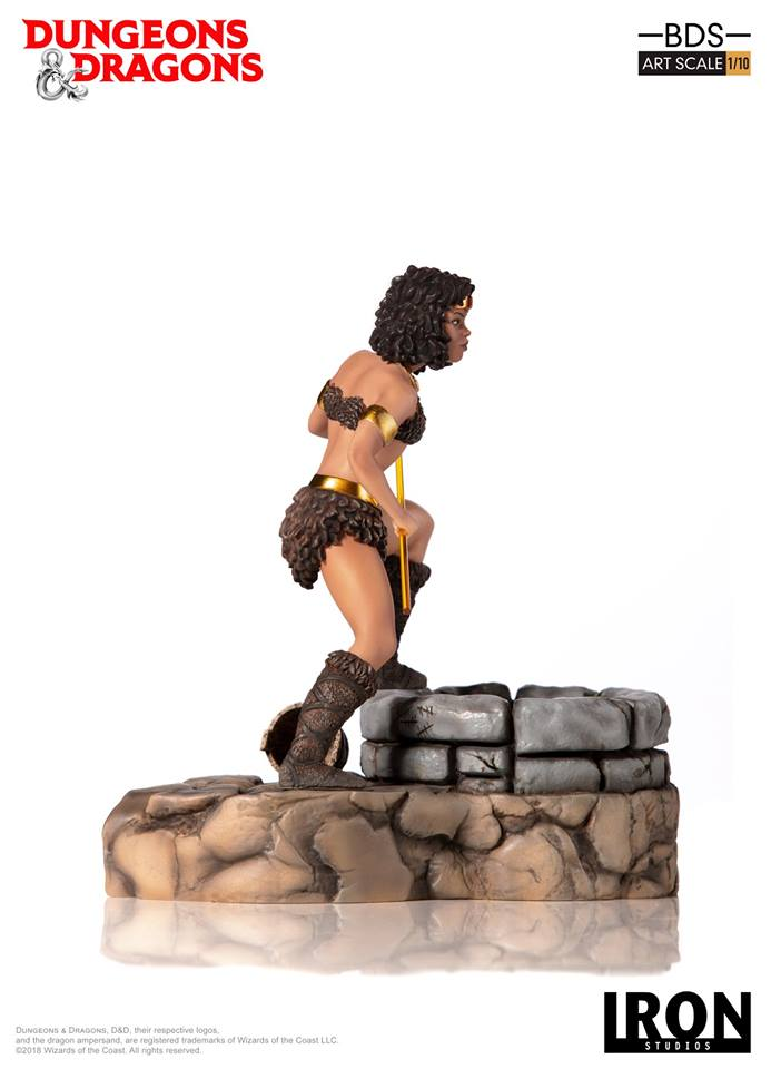 [Iron Studios] - Dungeons & Dragons - Diana 1/10 44716210