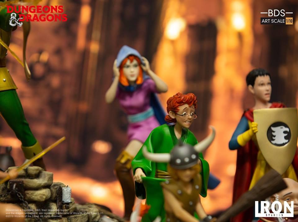 [Iron Studios] - Dungeons & Dragons - Presto 1/10 44721510