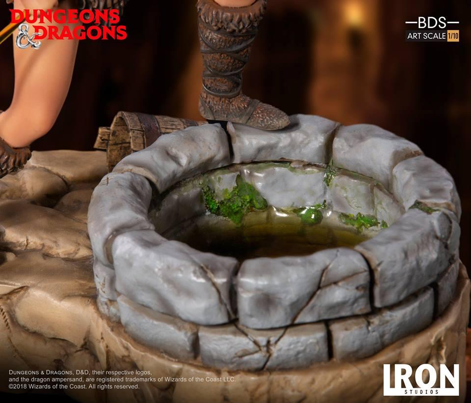 [Iron Studios] - Dungeons & Dragons - Diana 1/10 44763110