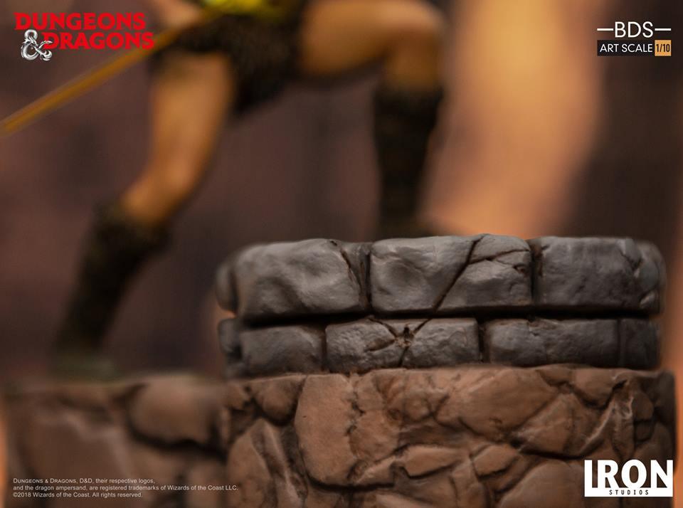 [Iron Studios] - Dungeons & Dragons - Diana 1/10 44767710