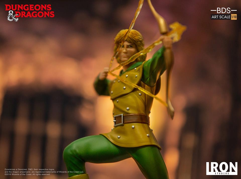 [Iron Studios] - Dungeons & Dragons - Hank 1/10 44779510