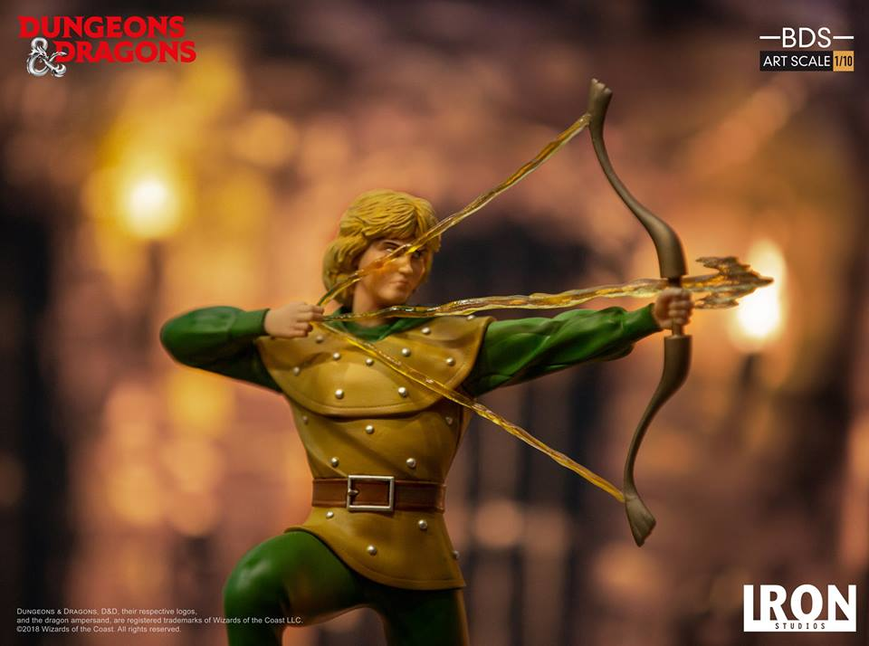 [Iron Studios] - Dungeons & Dragons - Hank 1/10 44788910