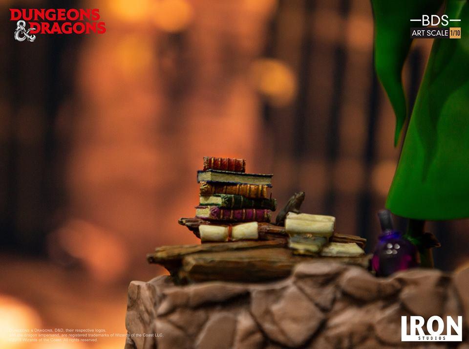 [Iron Studios] - Dungeons & Dragons - Presto 1/10 44808411