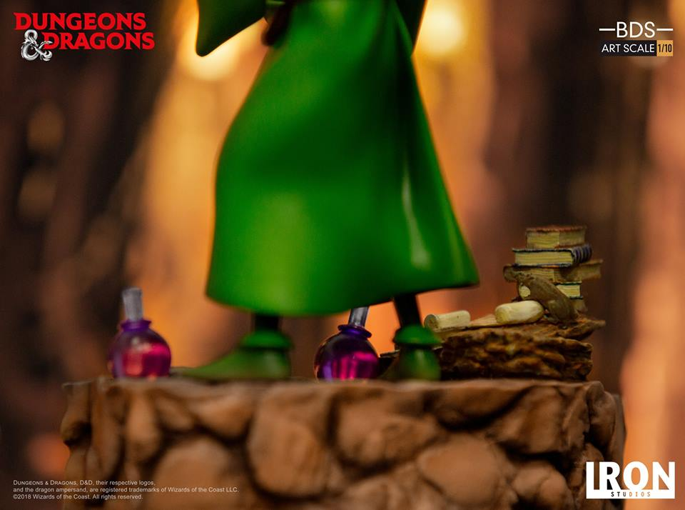 [Iron Studios] - Dungeons & Dragons - Presto 1/10 44836910