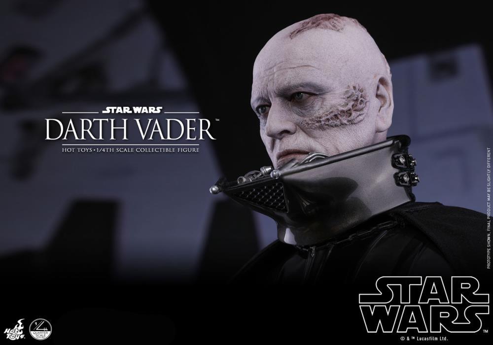 [Hot Toys] -Star Wars EP. VI-Darth Vader 1/4 4e76bb10