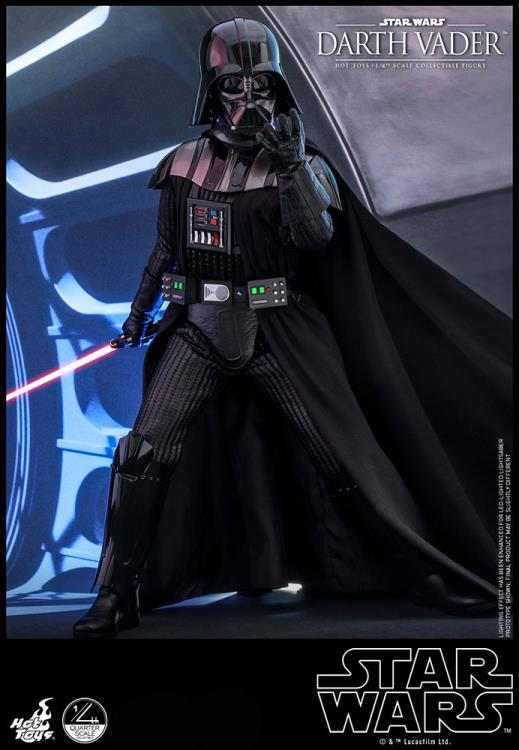[Hot Toys] -Star Wars EP. VI-Darth Vader 1/4 714b0910