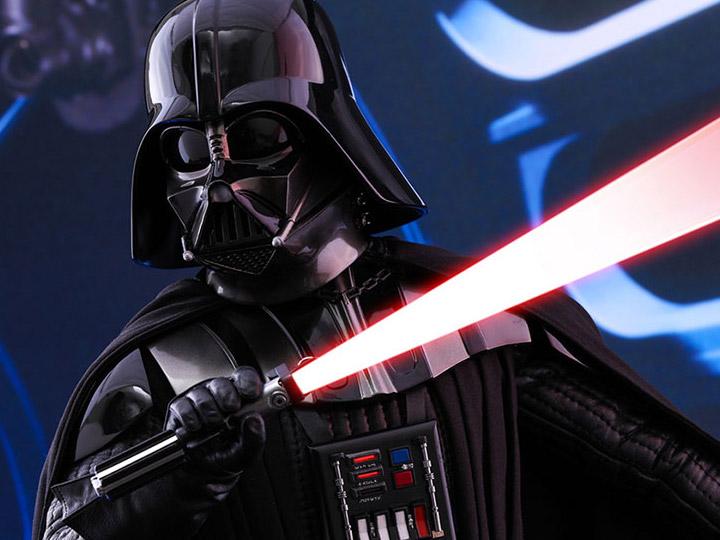 [Hot Toys] -Star Wars EP. VI-Darth Vader 1/4 84e8ed10