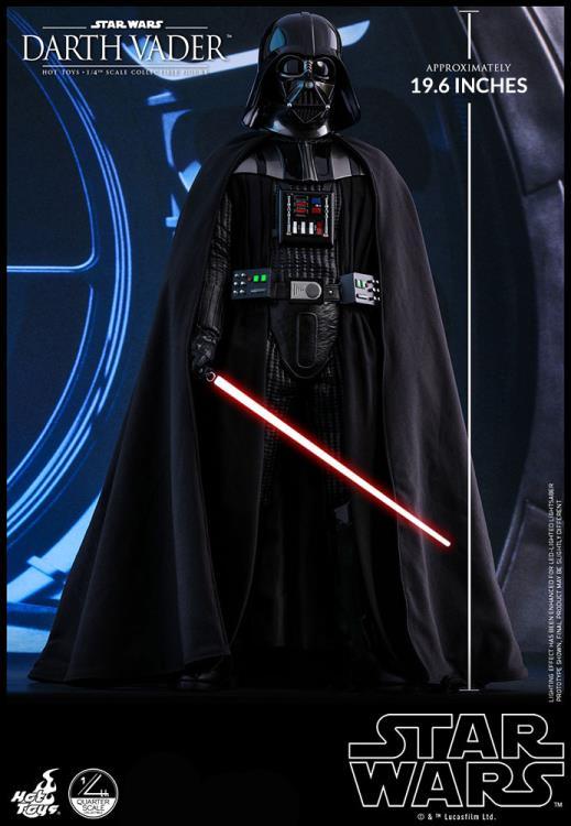 [Hot Toys] -Star Wars EP. VI-Darth Vader 1/4 A4540610