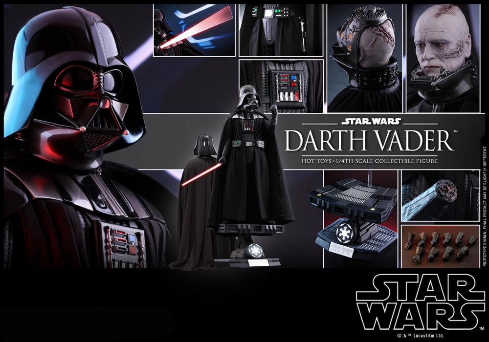 [Hot Toys] -Star Wars EP. VI-Darth Vader 1/4 Af5ac510