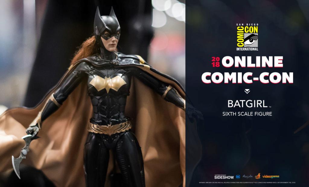 [Hot Toys]- Batman: Arkham Knight- Batgirl 1/6 Batgir10