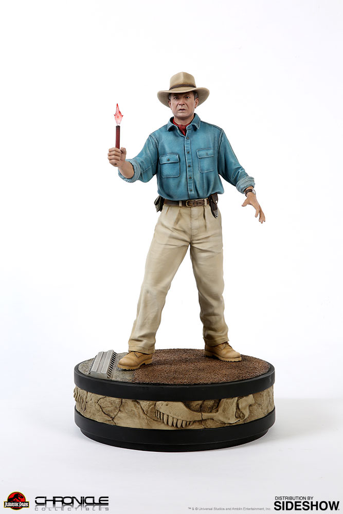 [Chronicle Collectibles]- Jurassic Park- Dr. Alan Grant 1/4 Chroni11