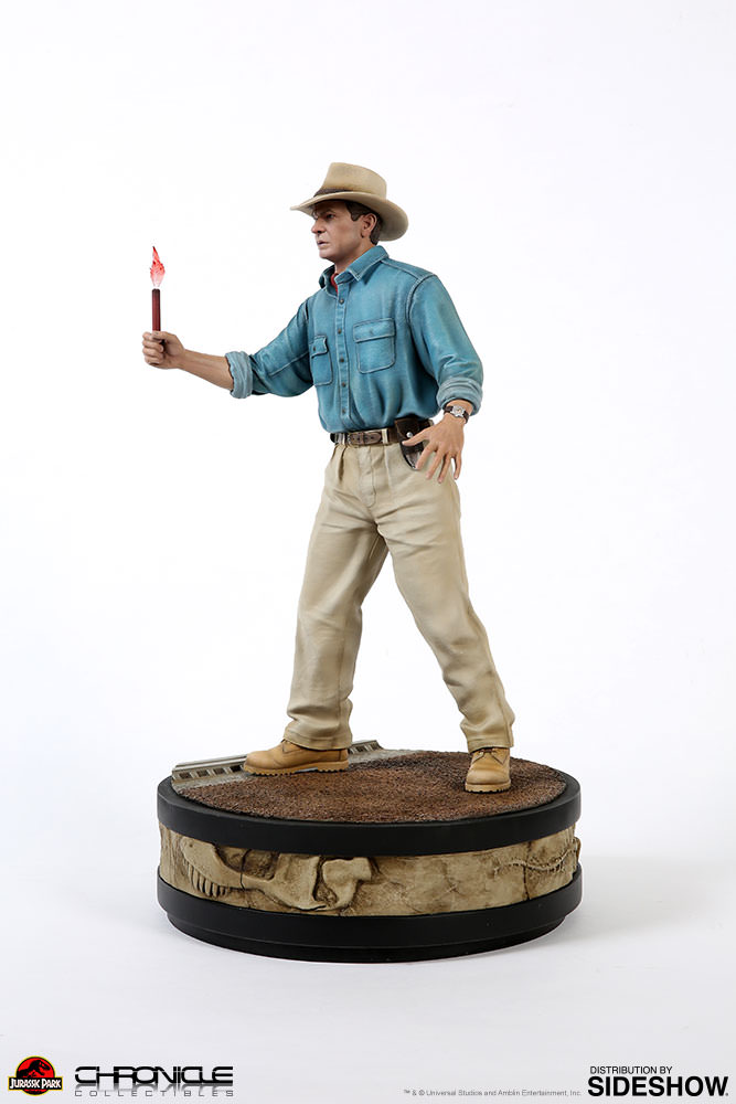 [Chronicle Collectibles]- Jurassic Park- Dr. Alan Grant 1/4 Chroni12