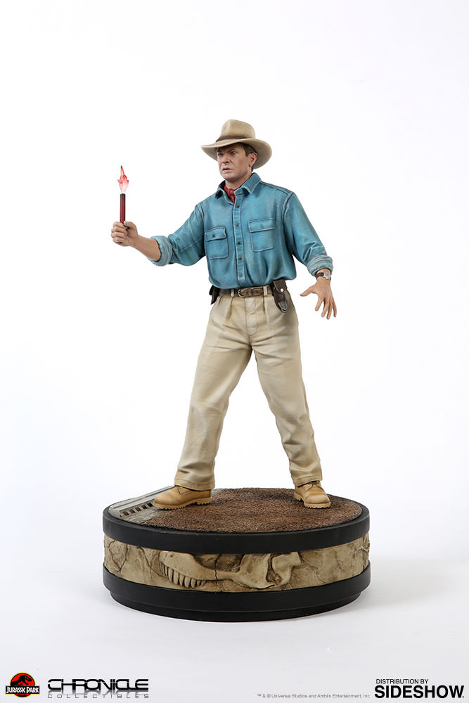 [Chronicle Collectibles]- Jurassic Park- Dr. Alan Grant 1/4 Chroni15