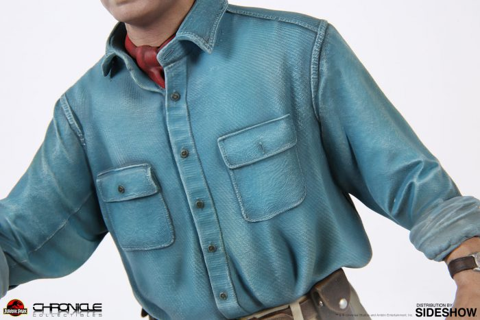 [Chronicle Collectibles]- Jurassic Park- Dr. Alan Grant 1/4 Chroni19