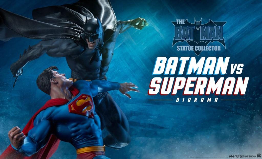 [Sideshow] Batman vs Superman Diorama D9cc9710