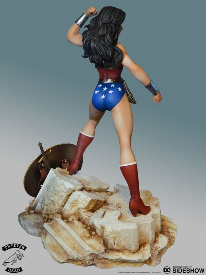 [Tweeterhead] DC Comics- Super Powers -Wonder Woman  Maquette  Dc-com49