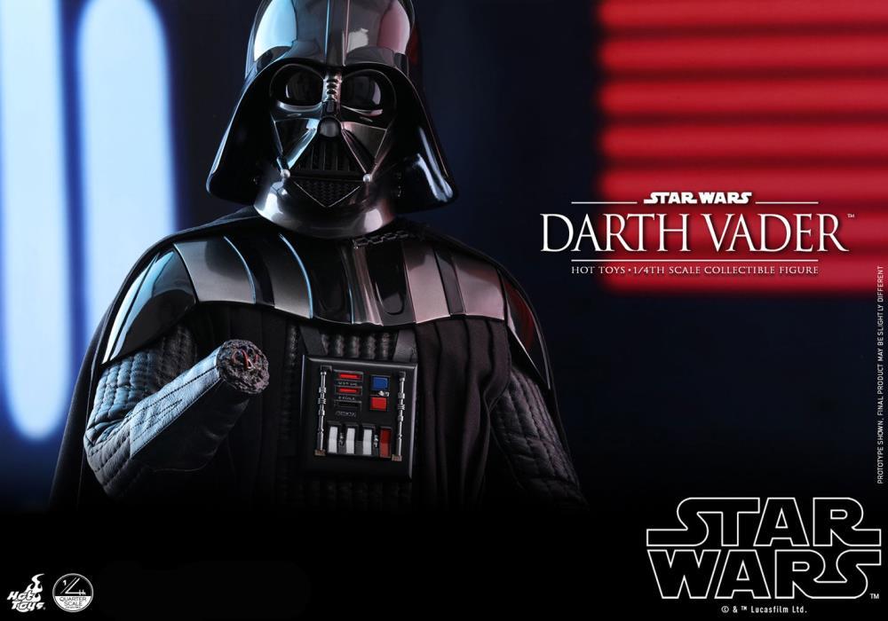 [Hot Toys] -Star Wars EP. VI-Darth Vader 1/4 Ebdd5610