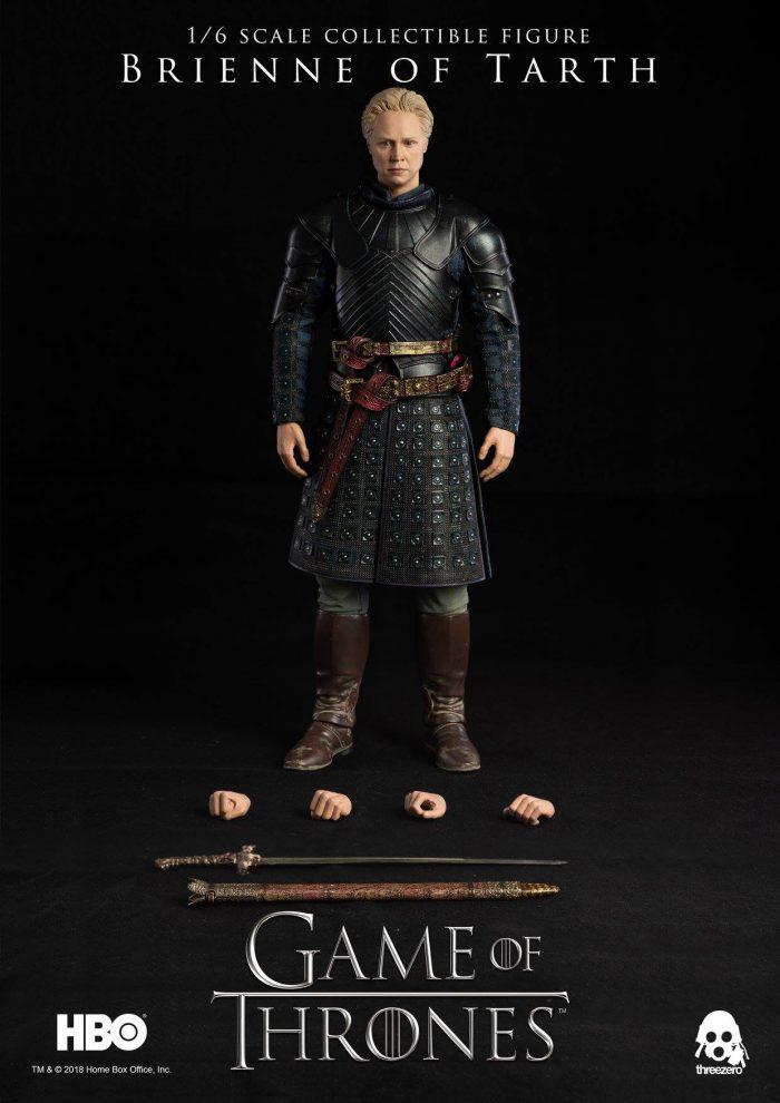 [Threezero]- Game of Thrones- Brienne of Tarth 1/6 Game-o16