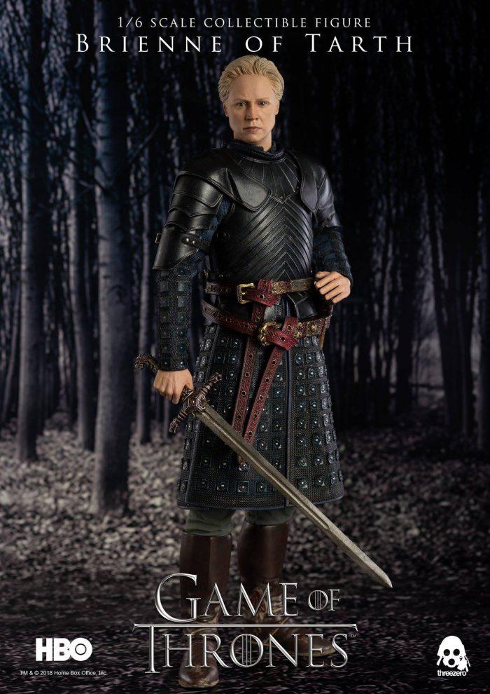 [Threezero]- Game of Thrones- Brienne of Tarth 1/6 Game-o18
