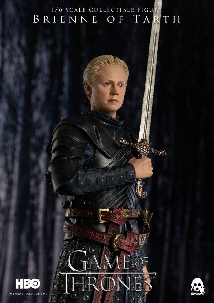 [Threezero]- Game of Thrones- Brienne of Tarth 1/6 Game-o19