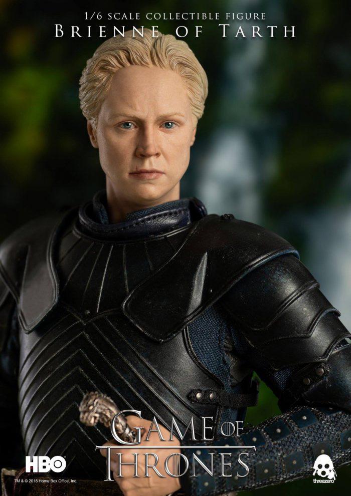 [Threezero]- Game of Thrones- Brienne of Tarth 1/6 Game-o24