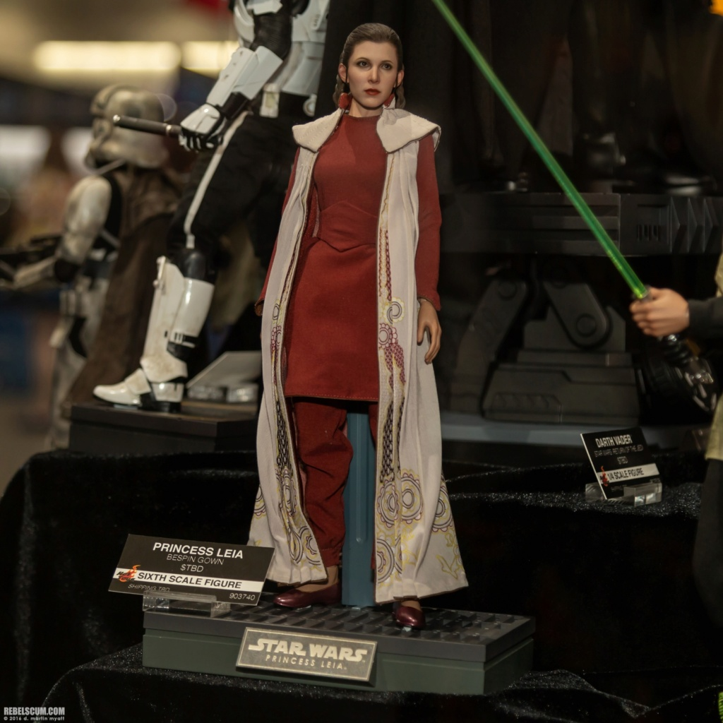 [Hot Toys] -Star Wars EP. V - Leia (Bespin Gown Version) 1/6 Hot-to12