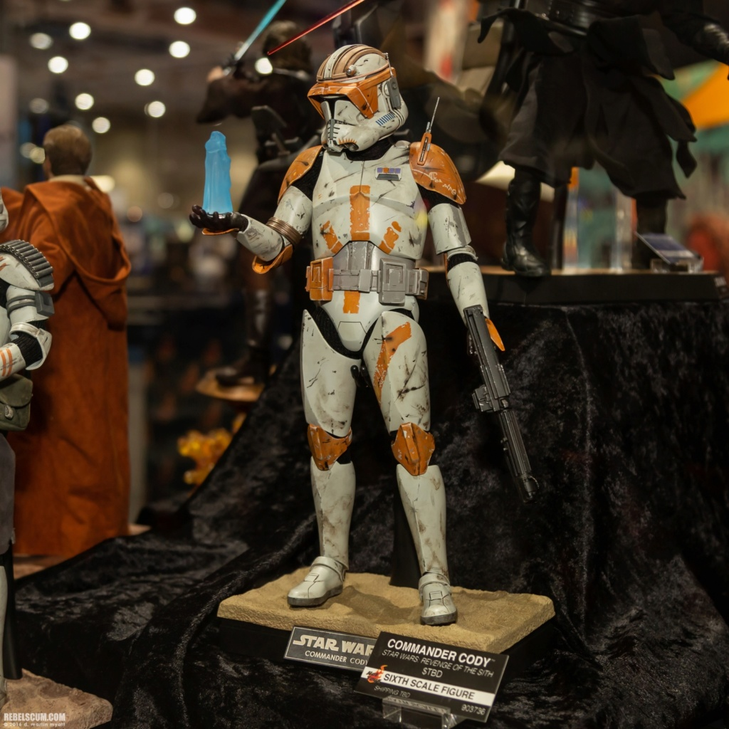 [Hot Toys] -Star Wars EP. III- Clone Commander Cody 1/6 Hot-to13
