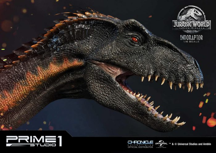 [Prime 1] - Jurassic World: Fallen Kingdom- Indoraptor 1/6 Indora11