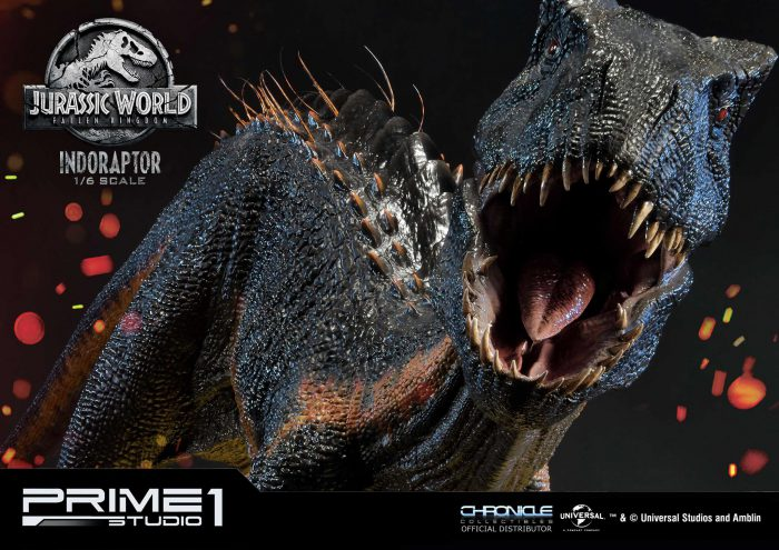 [Prime 1] - Jurassic World: Fallen Kingdom- Indoraptor 1/6 Indora12
