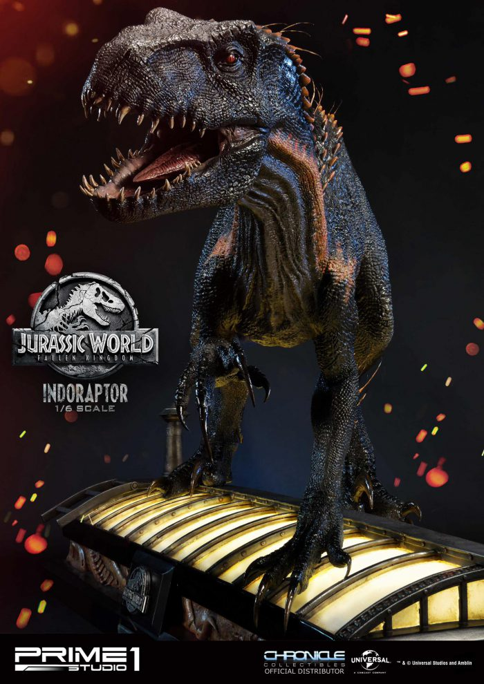 [Prime 1] - Jurassic World: Fallen Kingdom- Indoraptor 1/6 Indora14