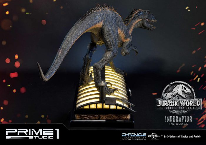 [Prime 1] - Jurassic World: Fallen Kingdom- Indoraptor 1/6 Indora15