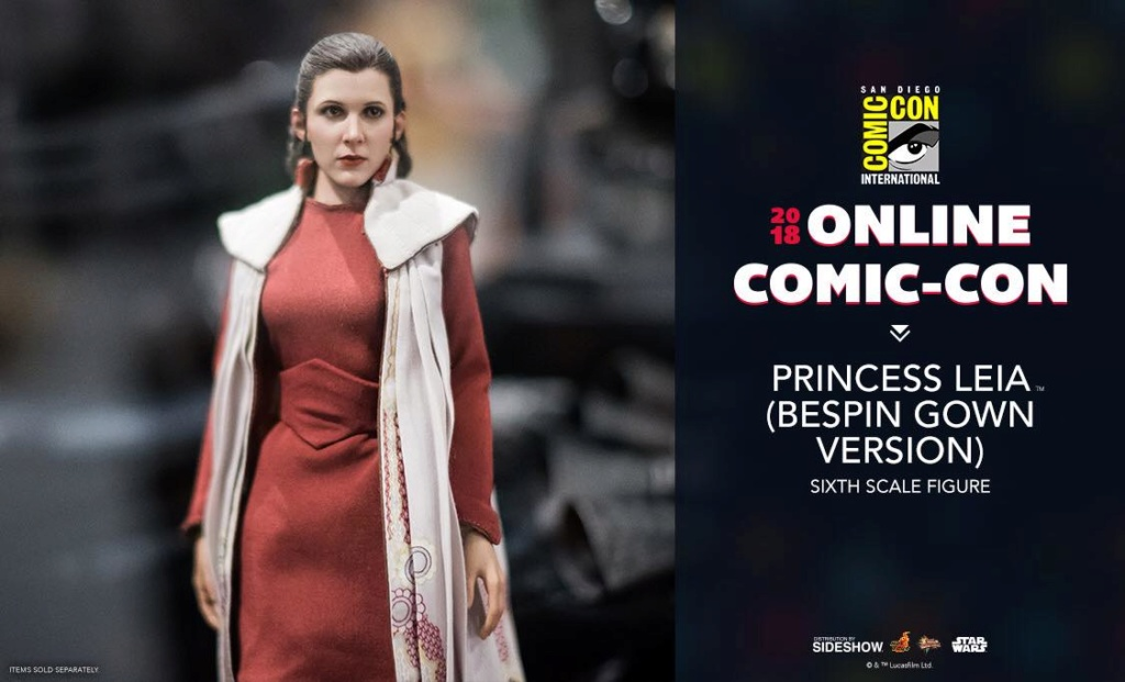 [Hot Toys] -Star Wars EP. V - Leia (Bespin Gown Version) 1/6 Leia10