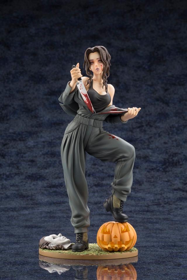 [Kotobukiya] Bishoujo Halloween - Michael Myers Myers-10