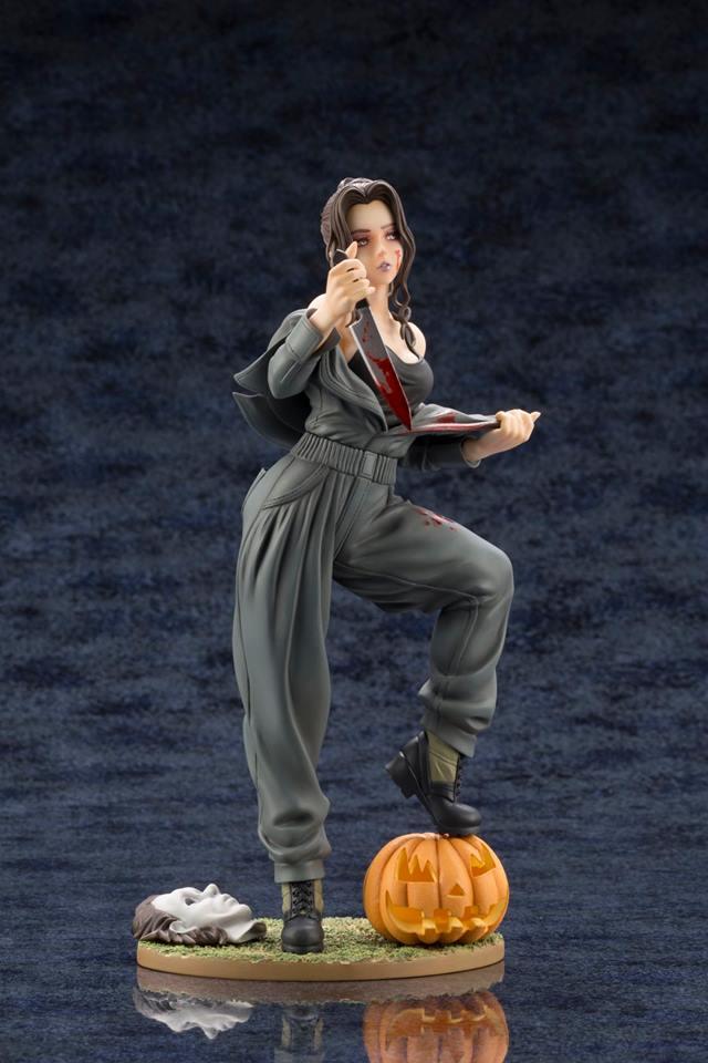 [Kotobukiya] Bishoujo Halloween - Michael Myers Myers-11