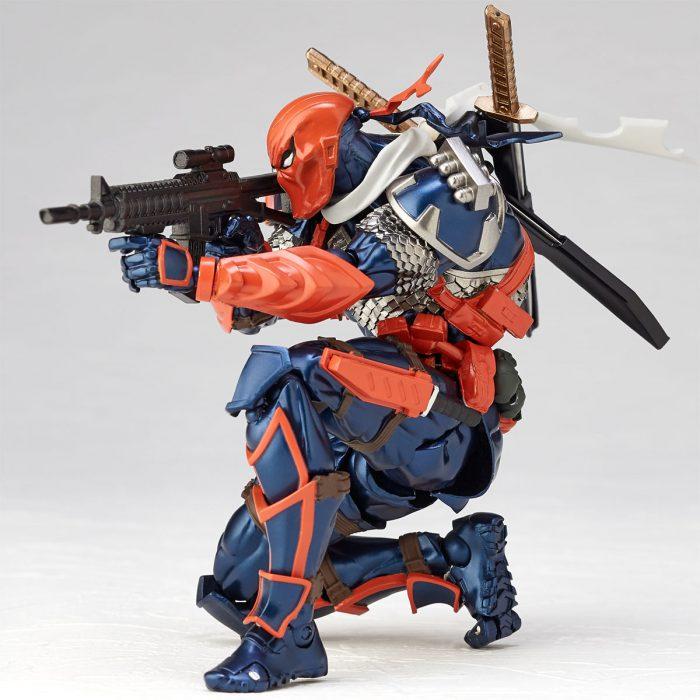 [Revoltech Kaiyodo] Deathstroke Complex Amazing Yamaguchi Revolt18