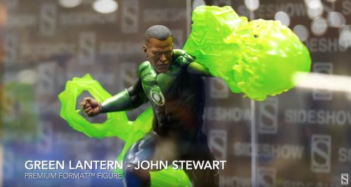 [Sideshow] Green Lantern John Stewart- Premiun Format Screen12