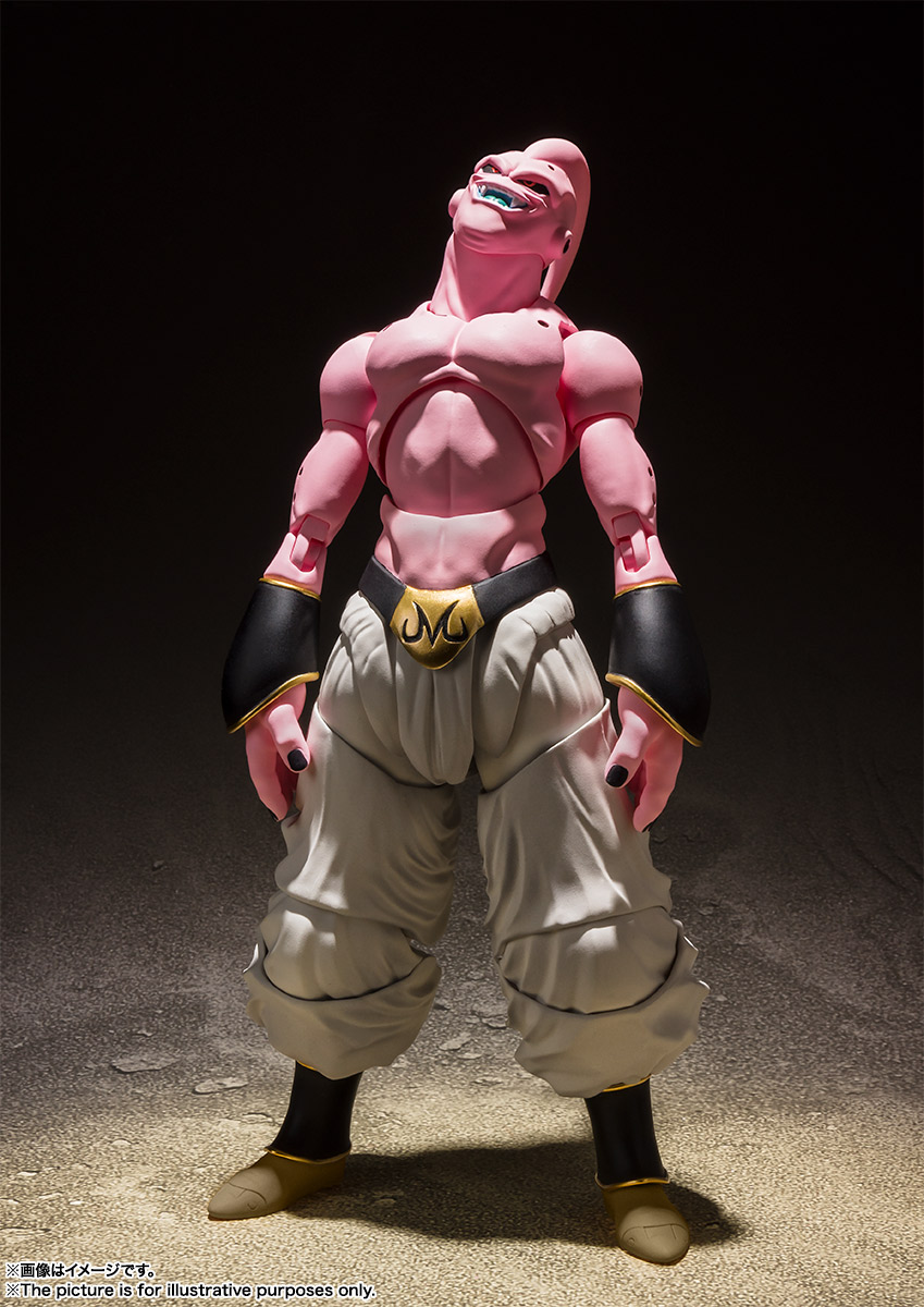 [Bandai] Sh Figuarts Dragon Ball Z- Evil Boo Sh-fig22